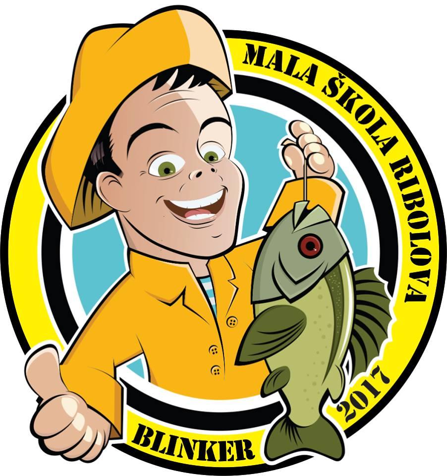 """Mala škola ribolova u organizaciji USR """"Blinker"""" Kalošević."""