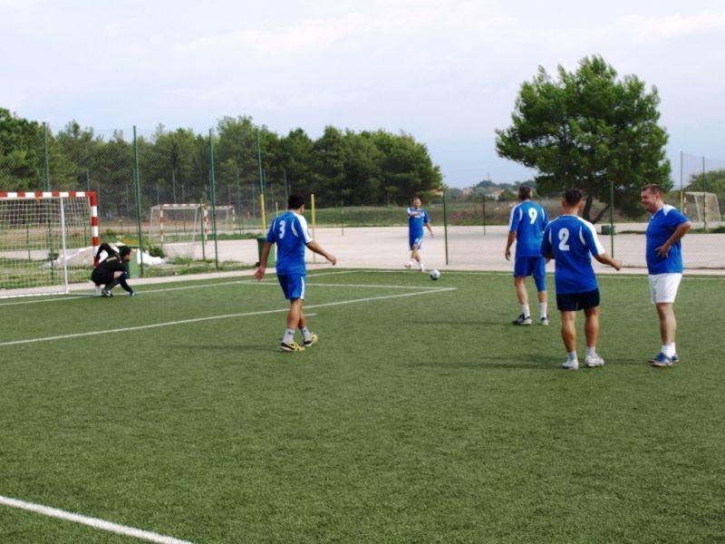 Malonogometni turnir u Miljanovcima.