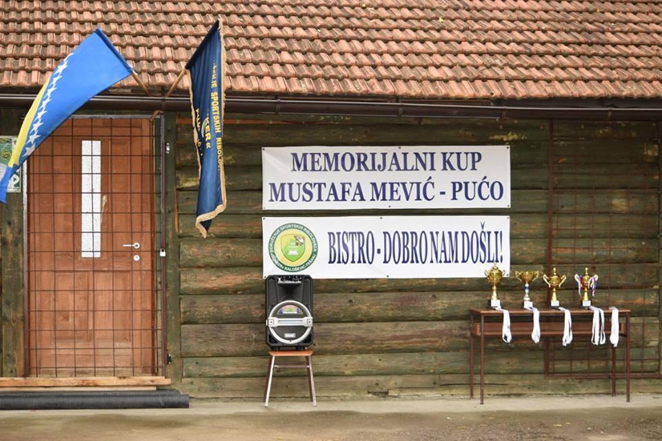 """Osmi memorijalni kup """"Mustafa Mević – Pućo"""" u organizaciji USR """"Blinker"""" Kalošević."""