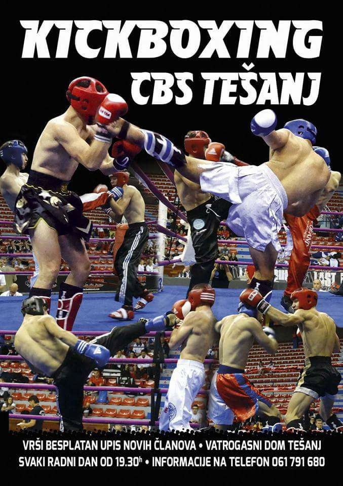 CBS Tešanj vrši upis novih članova.