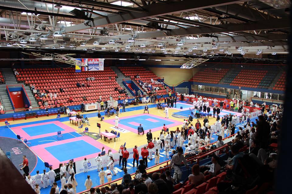 Karate klub Tešanj uspješan na turniru u Banjaluci.