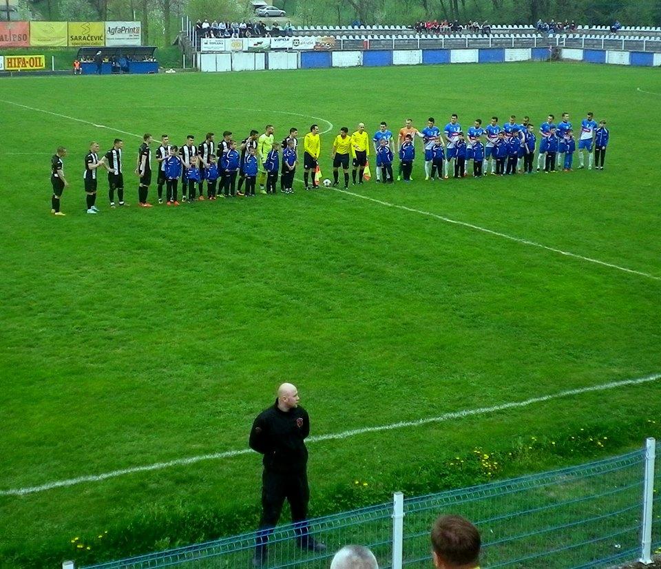 XXII kolo Prve nogometne lige FBiH: Rezultati i tabela.