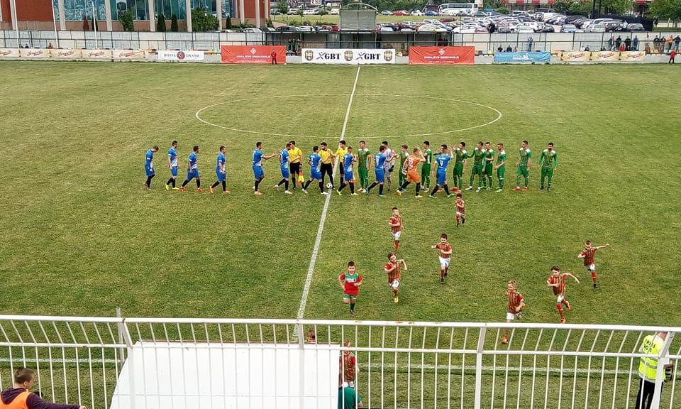 XXV kolo Prve lige FBiH: TOŠK-u bod u Sarajevu.
